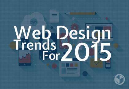 Основные тренды веб-дизайна в 2015 году