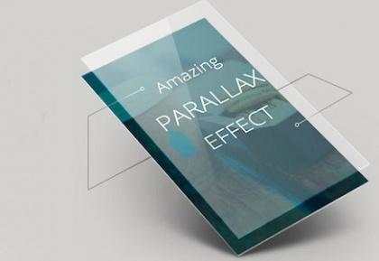 Параллакс-эффект на сайте