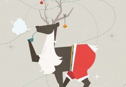 C наступающим Рождеством и Новым Годом!