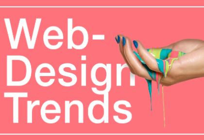 Тренды веб дизайна в 2018 году