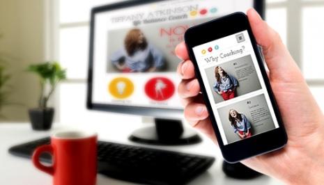 Сайты для мобильных устройств