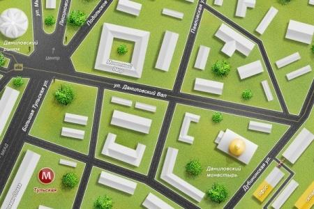 Как вставить карту проезда из Google Maps (Yandex Maps)
