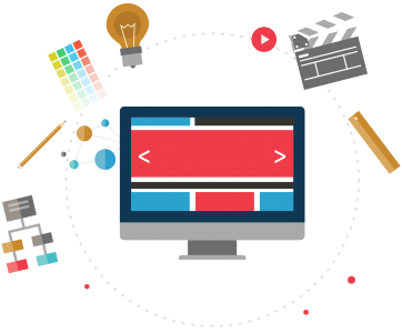 Стили и направления в дизайне сайта