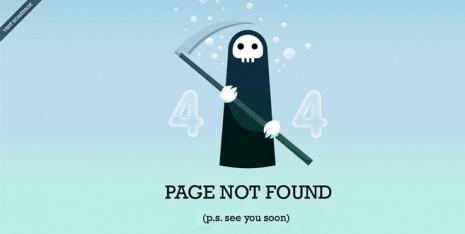 Корректная обработка ошибки 404