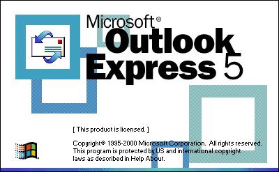 Настройка почтового клиента Microsoft Outlook Express