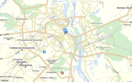 Как вставить карту от Яндекса на свой сайт