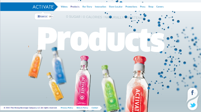 activatedrinks.com