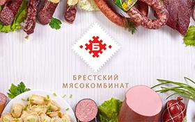 Редизайн корпоративного сайта Брестского мясокомбината