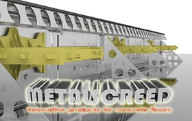 Разработка сайта-каталога продукции Metalscreed