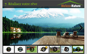 Создание интернет-магазина Meleze Nature